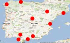 Lawyers collaborators in Spain